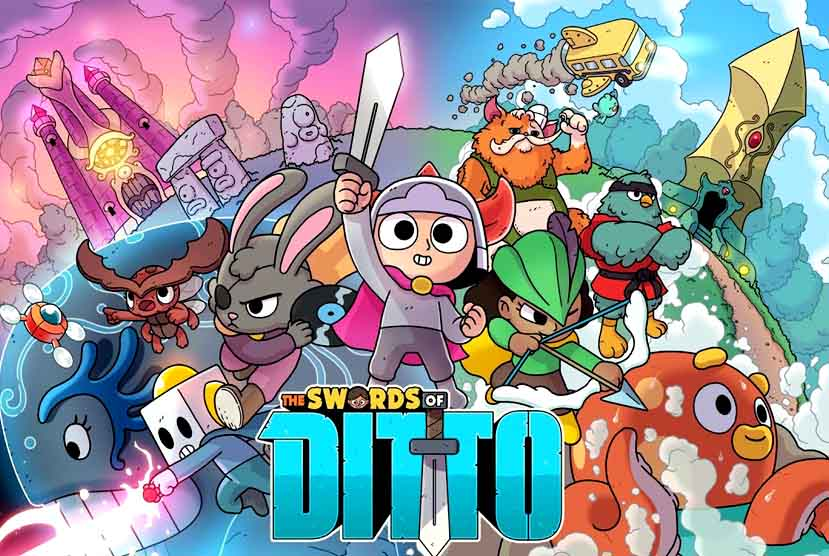 The Swords of Ditto Free Download Torrent Repack-Games