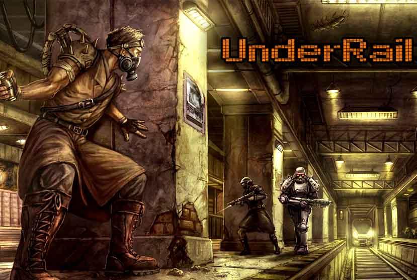 UnderRail Free Download Torrent Repack-Games