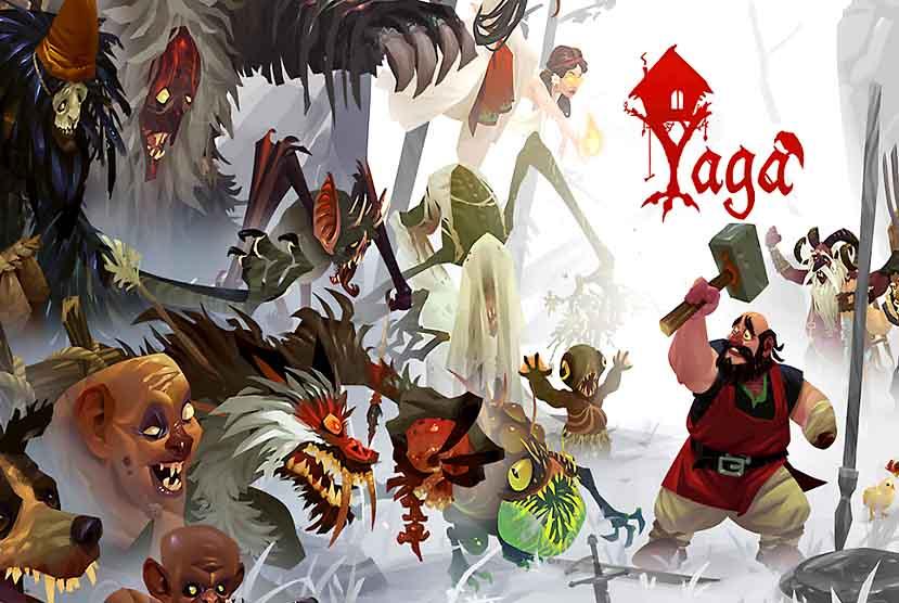 Yaga Free Download Torrent Repack-Games