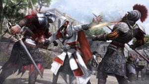 Assassins Creed Brotherhood Free Download Crack Repack-Games