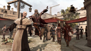 Assassins Creed Brotherhood Free Download Repack-Games