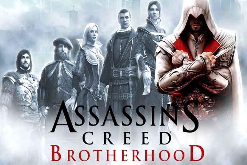 Assassins Creed Brotherhood Free Download Torrent Repack-Games