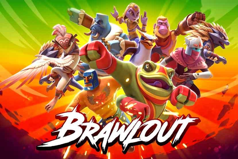 Brawlout Free Download Torrent Repack-Games