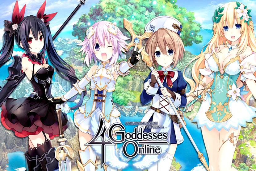 Cyberdimension Neptunia 4 Goddesses Online Free Download Torrent Repack-Games