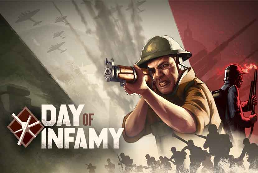 Day of Infamy Free Download Torrent Repack-Games