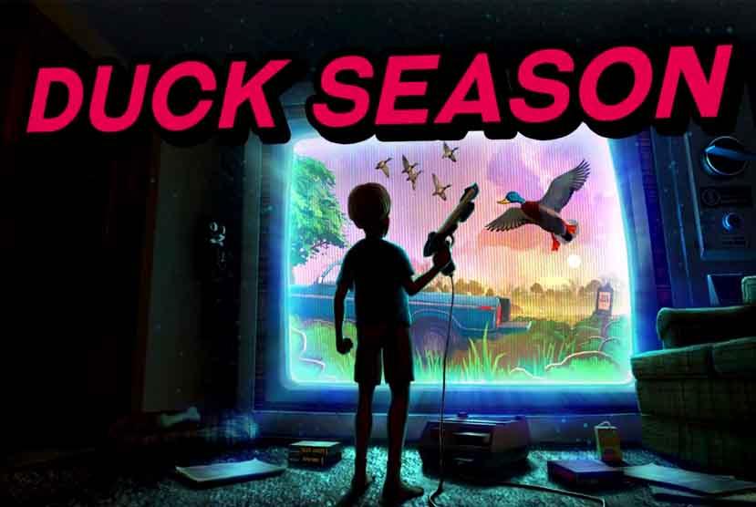 Duck Season PC Free Download Torrent Repack-Games