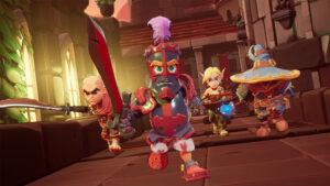 Dungeon Defenders Awakened Free Download Repack-Games