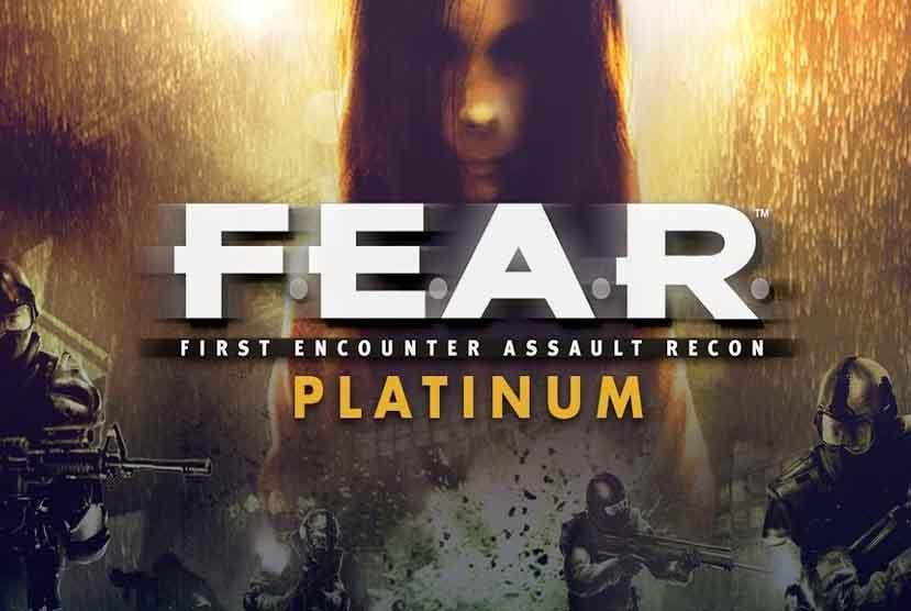 F E A R Platinum Free Download Torrent Repack-Games
