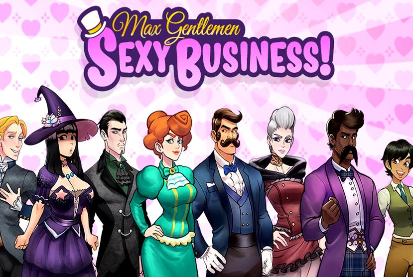 Max Gentlemen Sexy Business! Free Download Torrent Repack-Games