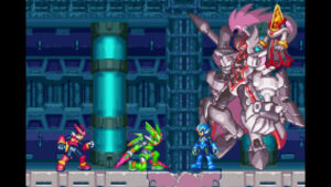 Mega Man Zero ZX Legacy Collection Free Download Crack Repack-Games