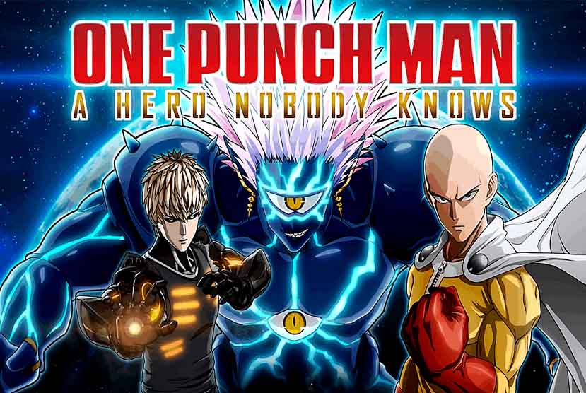 ONE PUNCH MAN A HERO NOBODY KNOWS Free Download Torrent Repack-Games