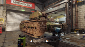 Tank Mechanic Simulator Free Download Repack-Games