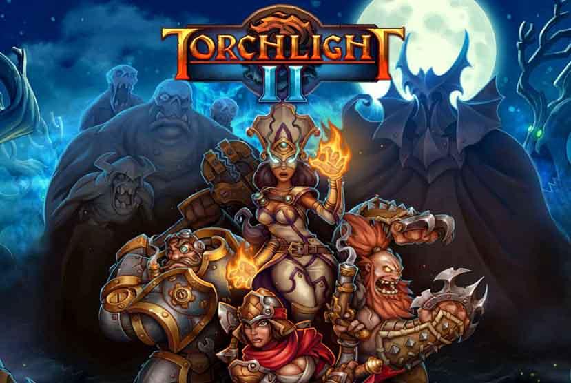 Torchlight II Free Download Torrent Repack-Games