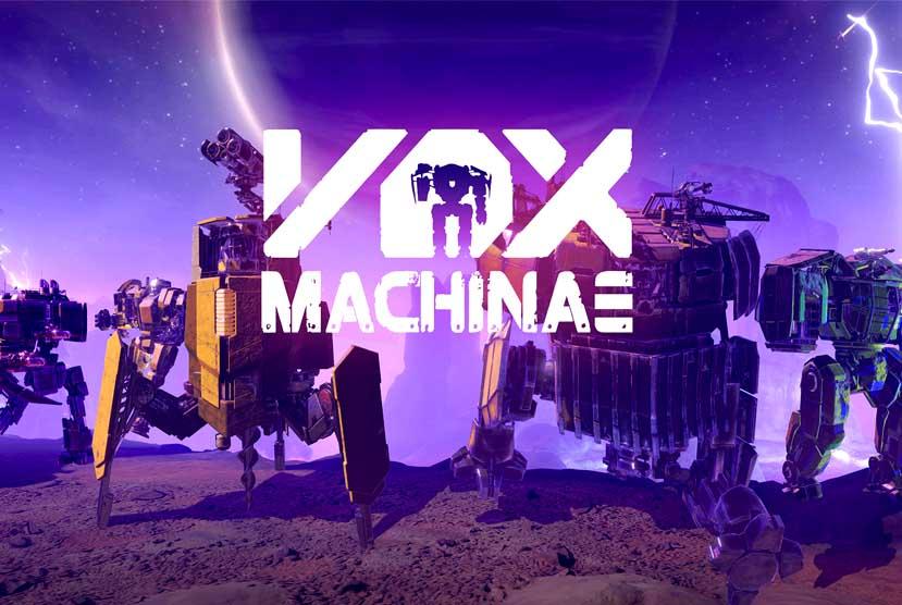 Vox Machinae Free Download Torrent Repack-Games
