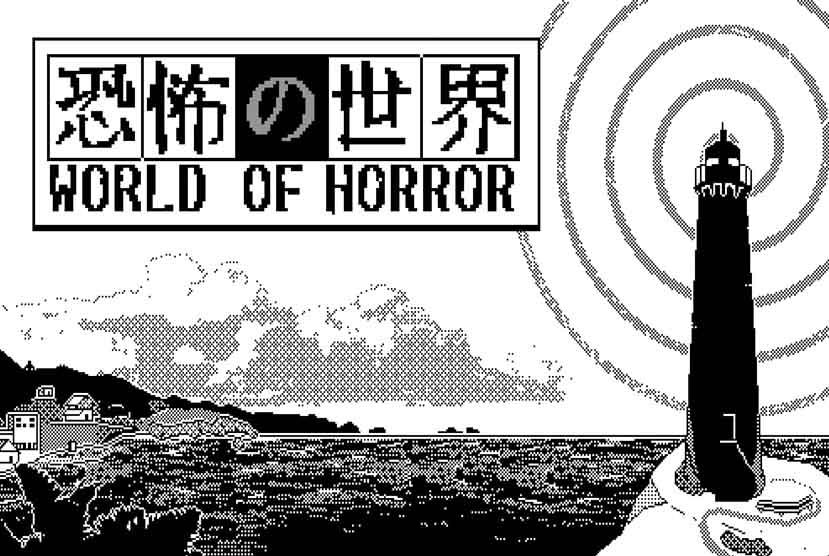 WORLD OF HORROR Free Download Torrent Repack-Games
