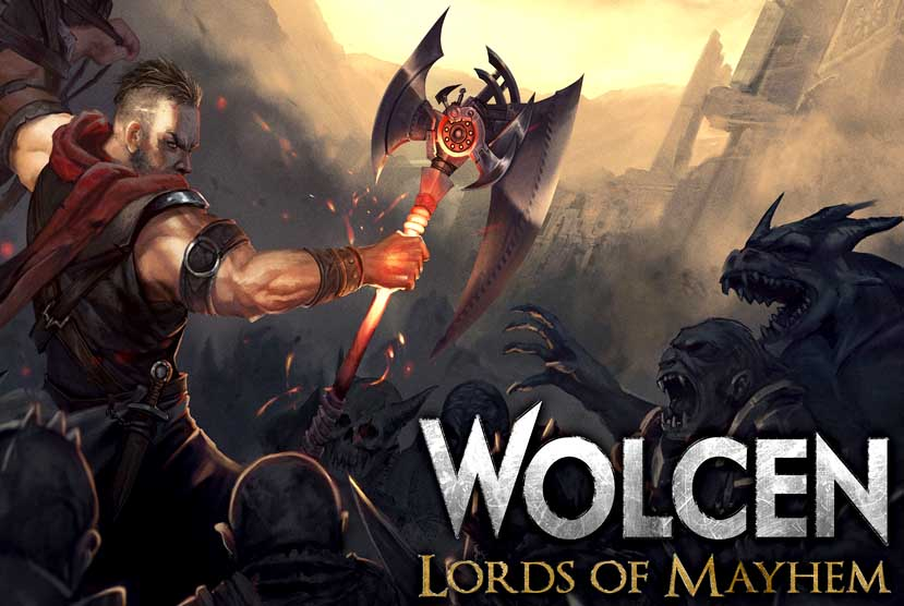 Wolcen Lords of Mayhem Free Download Torrent Repack-Games