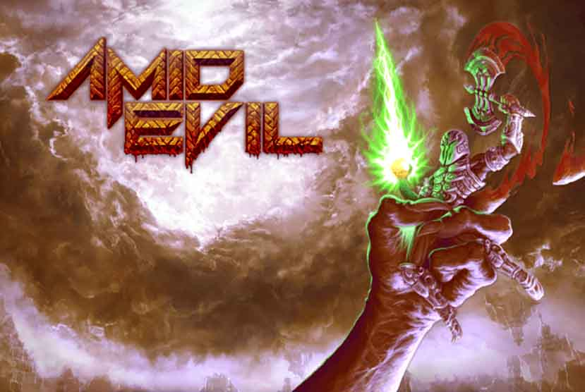 AMID EVIL Free Download Torrent Repack-Games