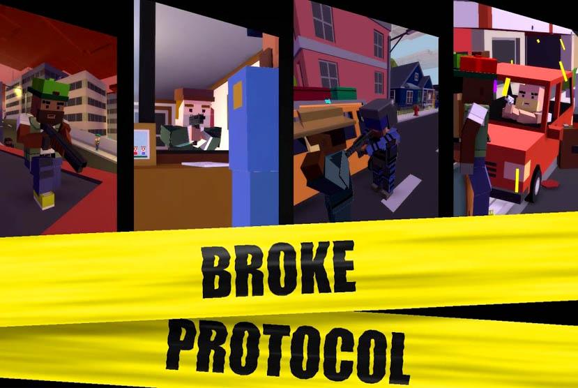BROKE PROTOCOL Online City RPG Free Download Torrent Repack-Games