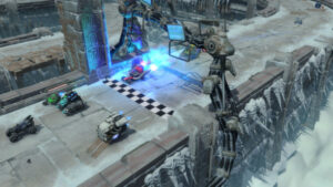 BlazeRush Free Download Repack-Games