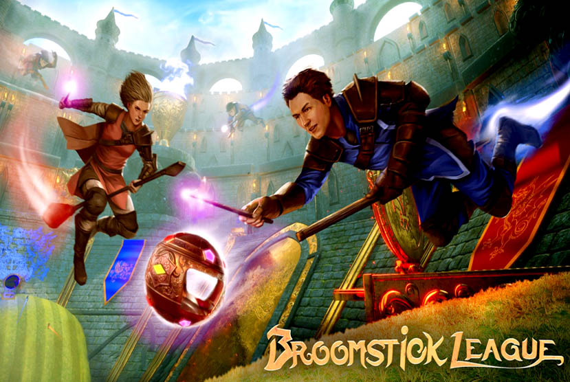 Broomstick League Free Download Torrent Repack-Games