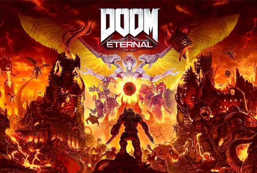 DOOM Eternal Free Download Torrent Repack-Games