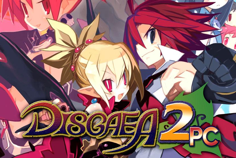 Disgaea 2 PC Free Download Torrent Repack-Games