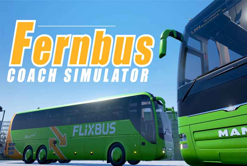 Fernbus Simulator Free Download Torrent Repack-Games