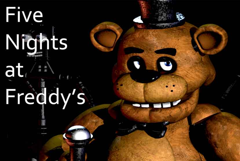 Five Nights at Freddys Free Download Torrent Repack-Games