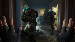 Half-Life Alyx Free Download Crack Repack-Games