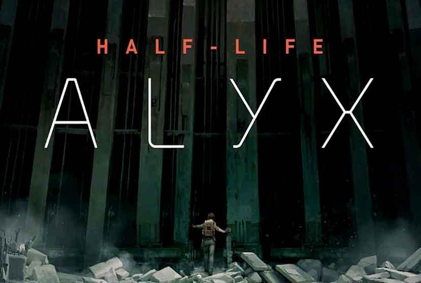 Half-Life Alyx Free Download Torrent Repack-Games