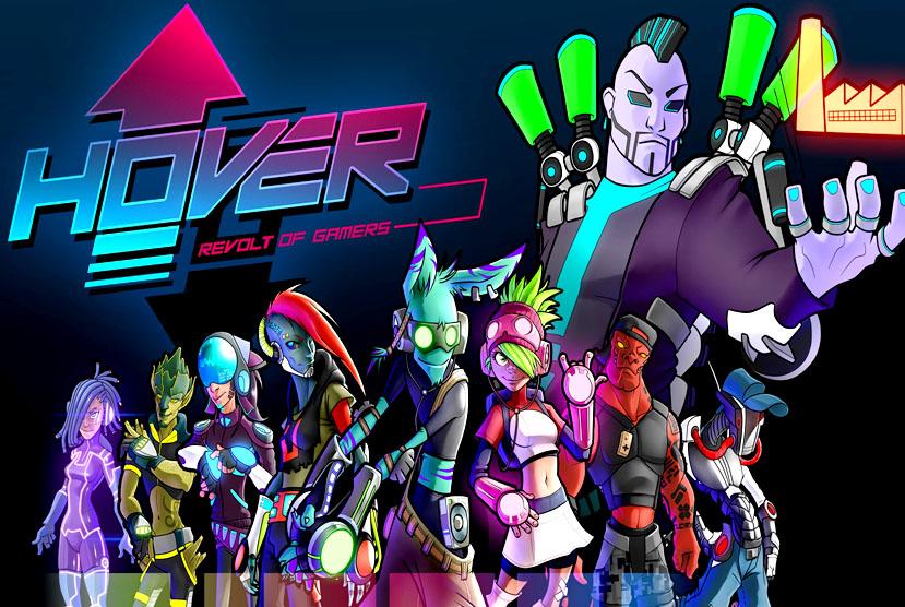 Hover Revolt Of Gamers Free Download Torrent Repack-Games