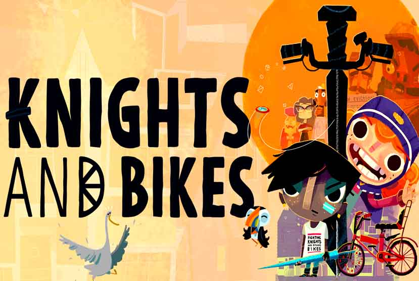 Knights And Bikes Free Download Torrent Repack-Games