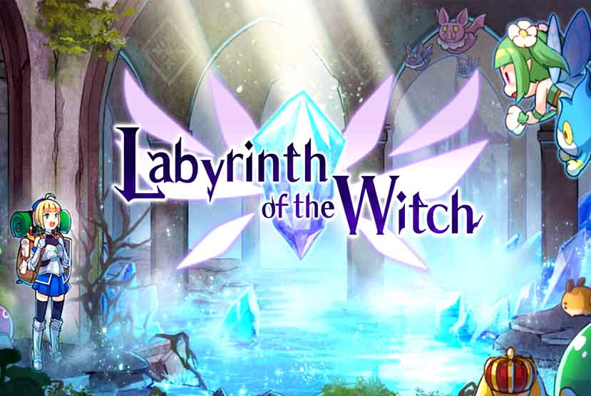Labyrinth of the Witch Free Download Torrent Repack-Games
