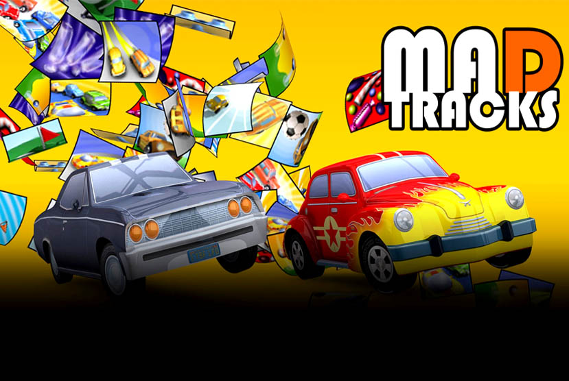 Mad Tracks Free Download Torrent Repack-Games