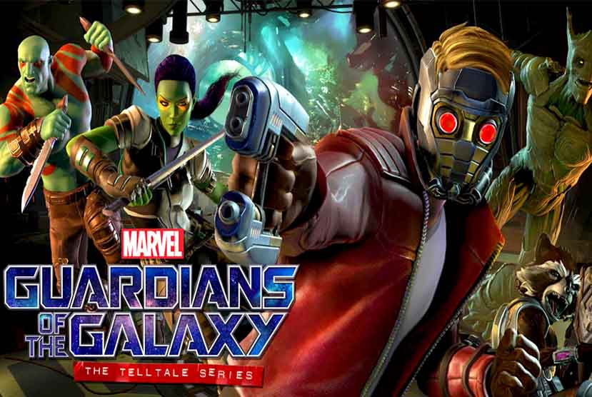 Marvels Guardians of the Galaxy The Telltale Series Free Download Torrent Repack-Games