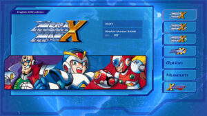 Mega Man X Legacy Collection Free Download Repack-Games