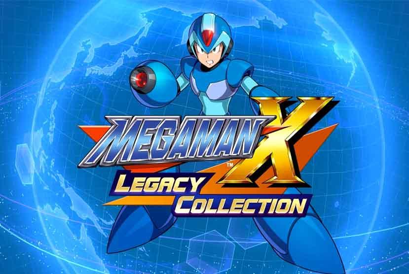 Mega Man X Legacy Collection Free Download Torrent Repack-Games