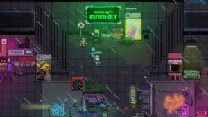 Neon City Riders Free Download Repack-Games