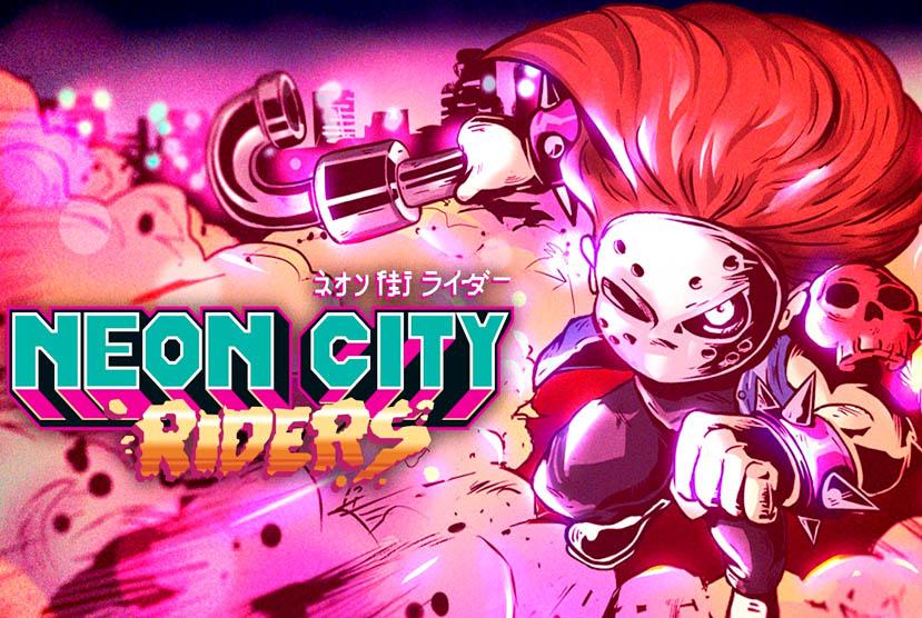 Neon City Riders Free Download Torrent Repack-Games