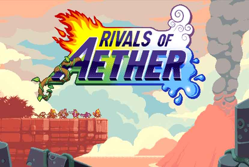 Rivals of Aether Free Download Torrent Repack-Games