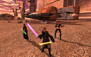 STAR WARS Knights of the Old Republic II – The Sith Lords Free Download Repack-Games