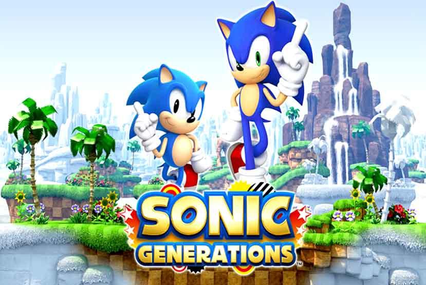 Sonic Generations Free Download Torrent Repack-Games