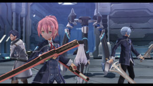 The Legend of Heroes Trails of Cold Steel III Free Download Repack-Games