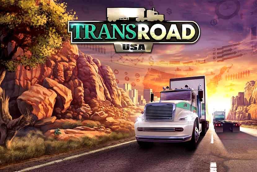 TransRoad USA Free Download Torrent Repack-Games