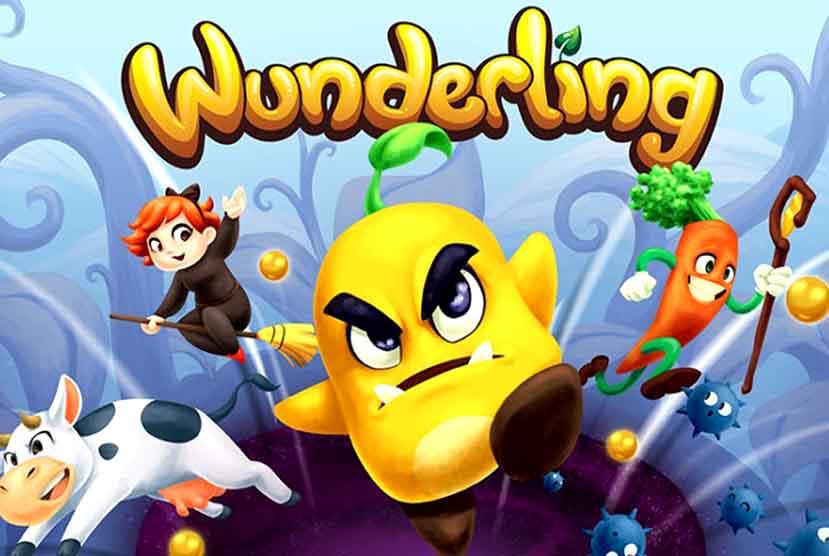 Wunderling Free Download Torrent Repack-Games