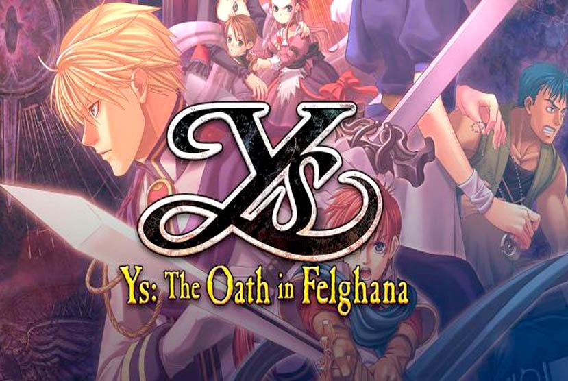 Ys The Oath in Felghana Free Download Torrent Repack-Games