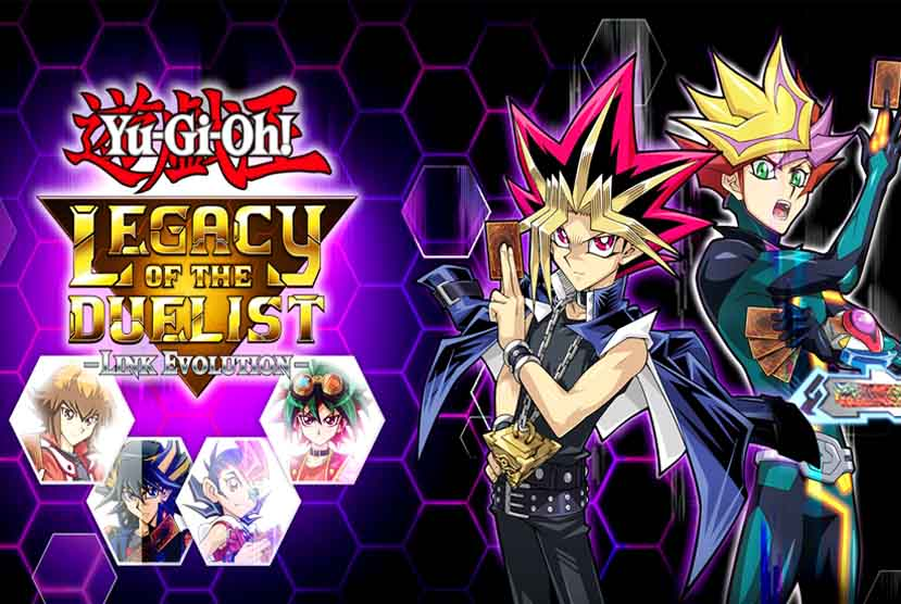Yu-Gi-Oh! Legacy of the Duelist Link Evolution Free Download Torrent Repack-Games