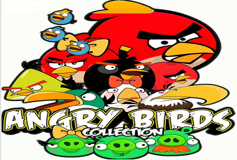 Angry Birds Collection Repack-Games
