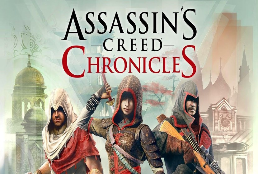Assassin's Creed Chronicles Trilogy Repack-Games