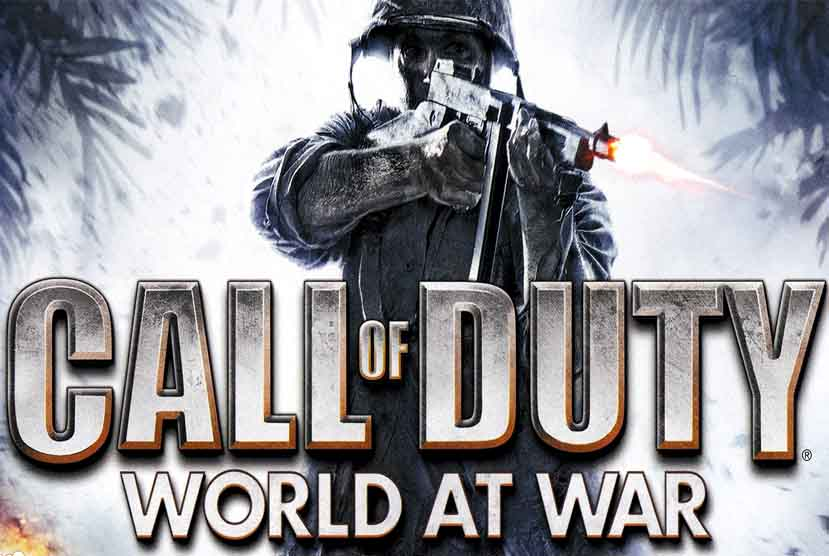 Call of Duty World at War Free Download Pre-Installed Repack-Games